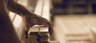Holzveredelung