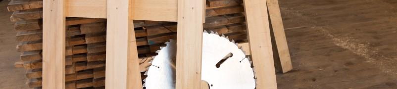 Kundenspezifische Holzpaletten